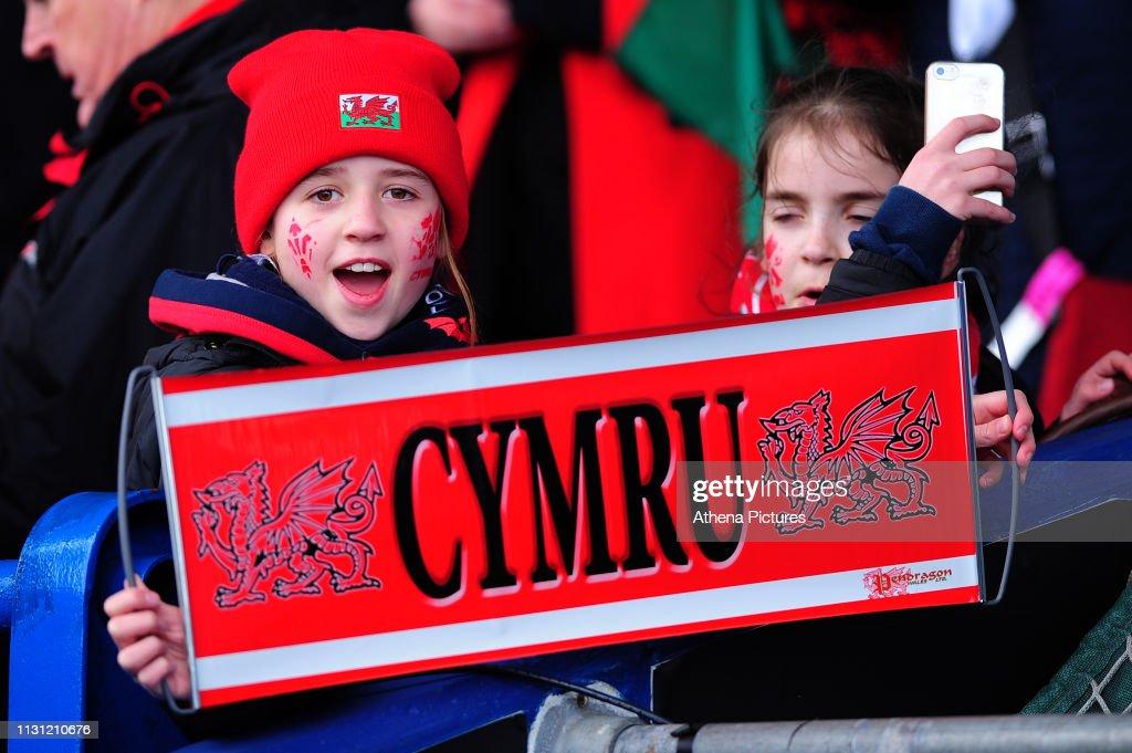 GBR: Wales Women v Ireland Women - Women's Six Nations