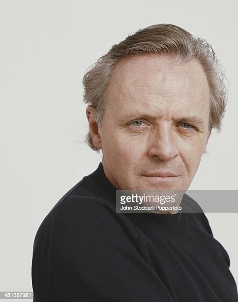 Welsh film stage and television actor Anthony Hopkins circa 1994