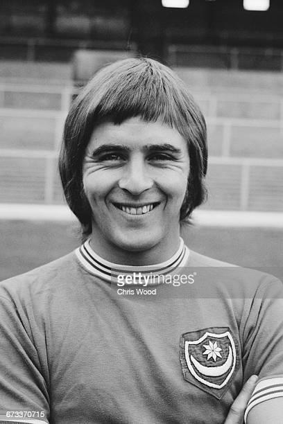 Welsh footballer John Collins of Portsmouth F.C., UK, 30th August 1971.