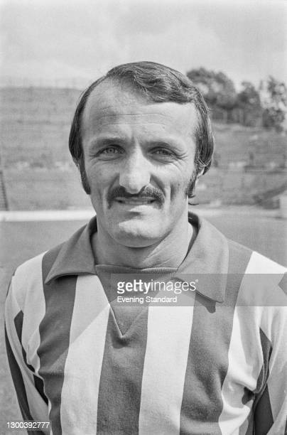 Welsh footballer Peter Rodrigues of Sheffield Wednesday FC, UK, 25th July 1972.
