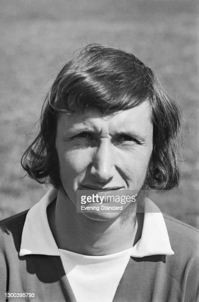 Welsh footballer Rod Thomas of Swindon Town FC, UK, 28th September 1972.
