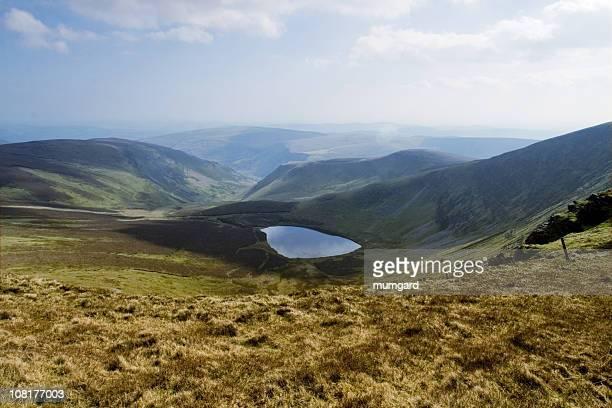 Welsh Mountain lake / Tarn