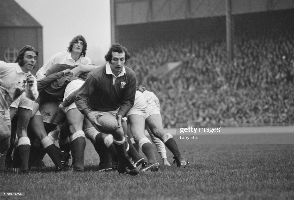 1972 Five Nations Championship : News Photo