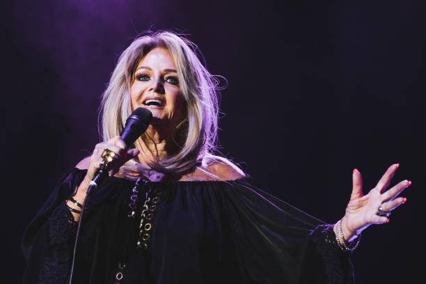 ESP: Bonnie Tyler Concert At Push Play Festival 2021