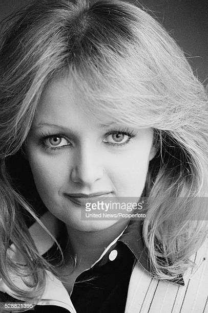 Welsh singer Bonnie Tyler posed in London on 15th May 1978