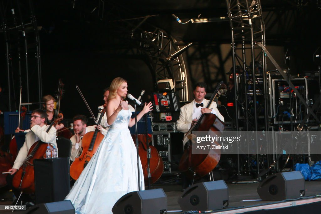 Katherine Jenkins Performs At Kenwood House