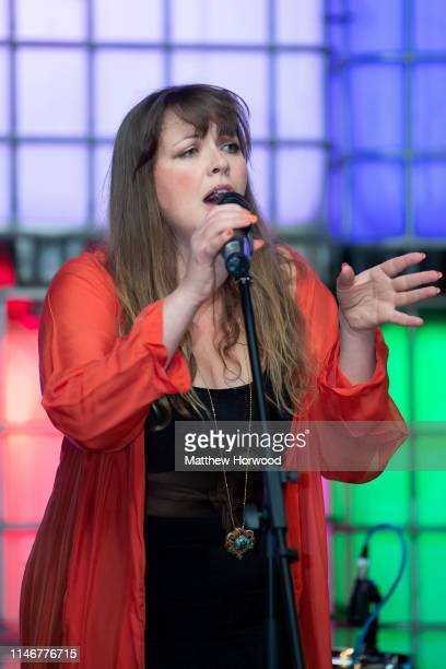 Welsh singersongwriter Charlotte Church performs at the Depot in Cardiff on May 2 2019 in Cardiff United Kingdom