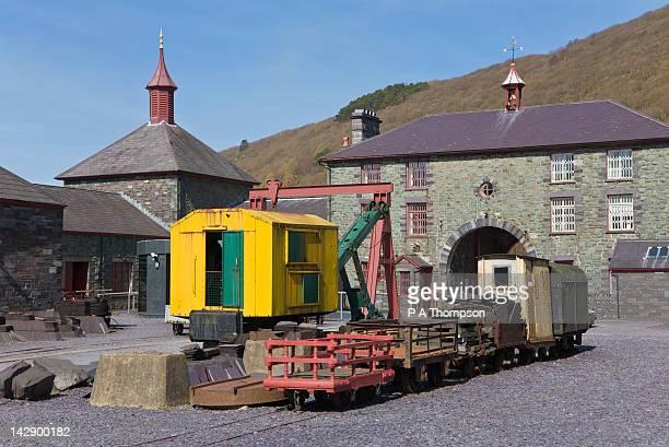 Welsh Slate Museum, Llanberis, Gwynedd, North Wales, Wales