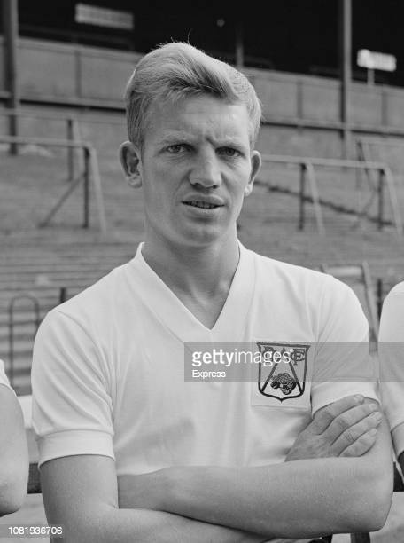Welsh soccer player Alan Durban of Derby County FC, UK, 16th August 1963.