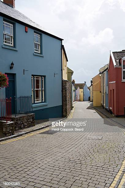 welsh street - heidi coppock beard stock pictures, royalty-free photos & images