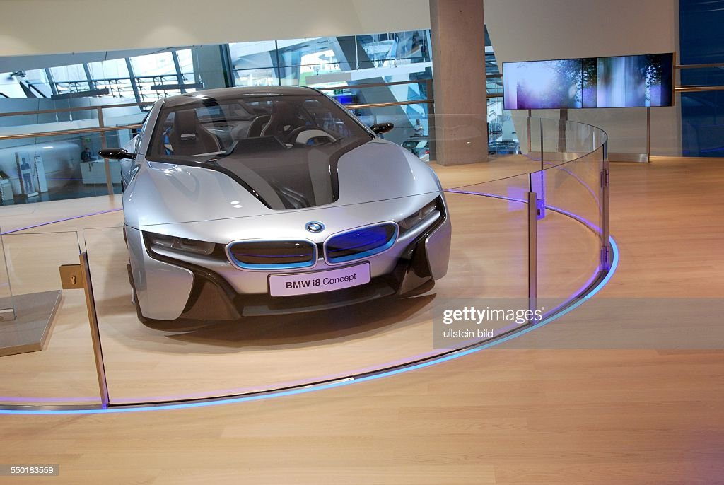 Bmw I8 Concept Elektrosportwagen Pictures Getty Images