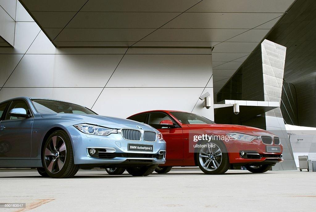 BMW ActiveHybrid Und BMW I Pictures Getty Images - Bmw 335i hybrid