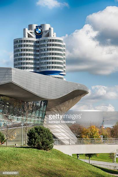 BMW Welt, Tower and Museum, München