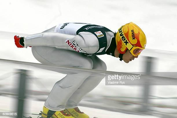 Weltcup 02/03 Willingen K 120 Sieger Noriaki KASAI/JPN