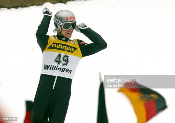 Weltcup 02/03 Willingen K 120 SIEGER Sven HANNAWALD/GER