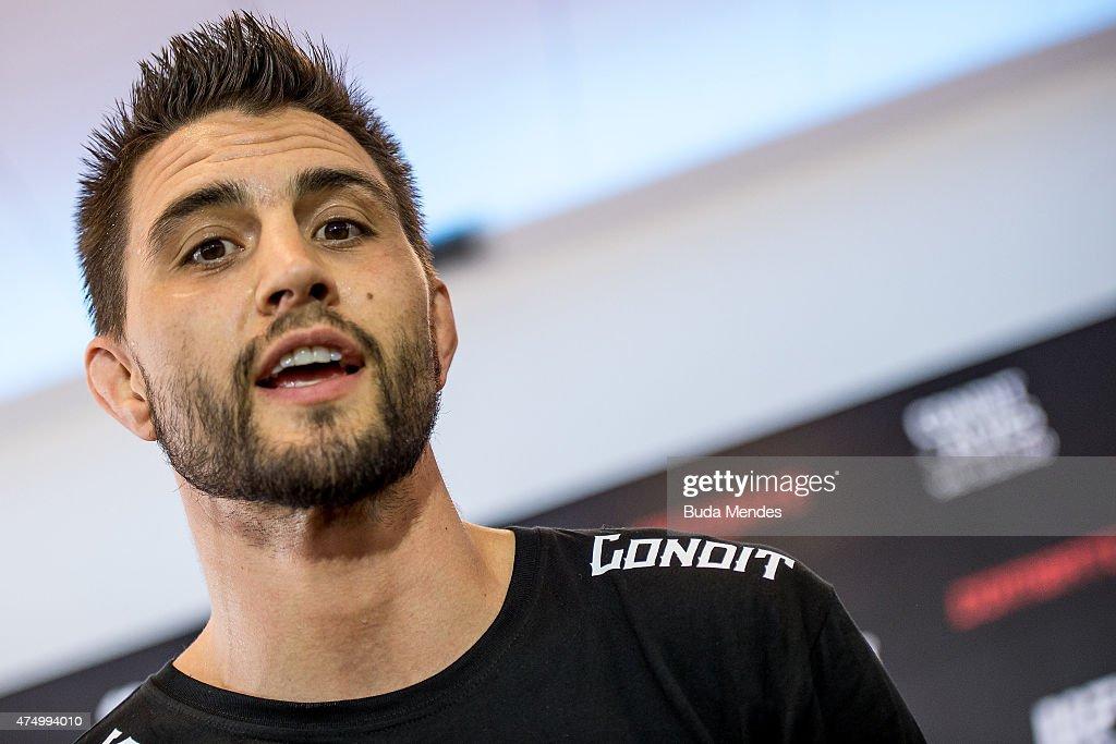 UFC Fight Night Open Workouts : News Photo