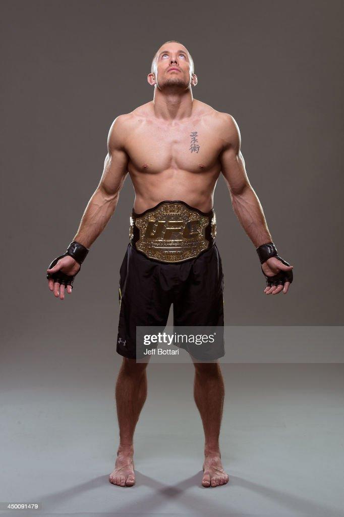 UFC Fighter Portraits - 2013