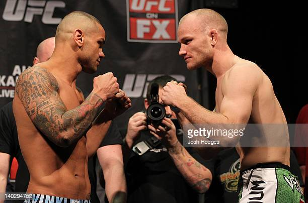235 Alves V Kampmann Photos and Premium High Res Pictures - Getty ...