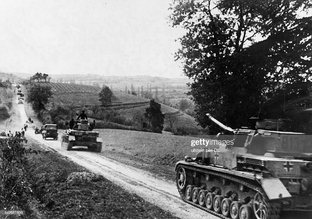 Frankreich 2 Weltkrieg Besetzung