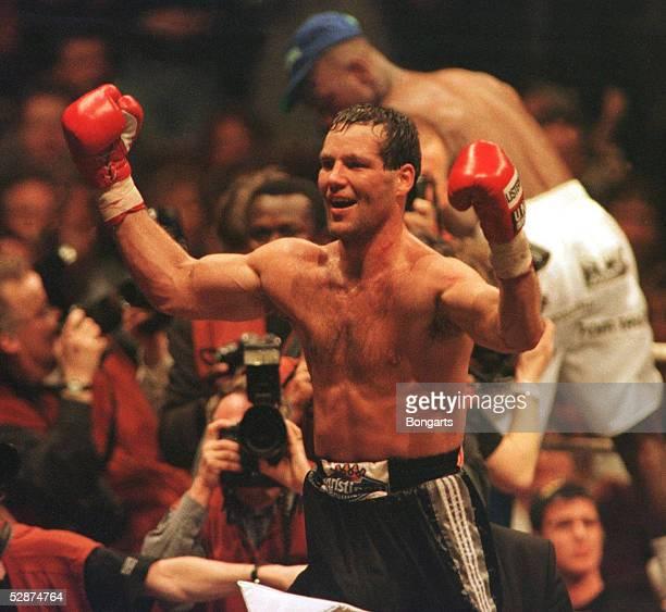 MASKE 17296 Weltmeister im Halbschwergewicht Henry MASKE