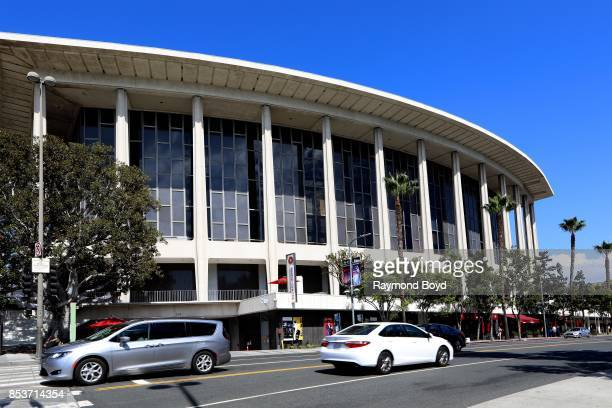 Welton Becket's Dorothy Chandler Pavilion in Los Angeles California on September 10 2017 MANDATORY MENTION OF THE ARTIST UPON PUBLICATION RESTRICTED...