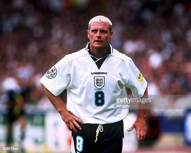 Wembley Paul GASCOIGNE