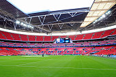 london england wembley stadion are seen
