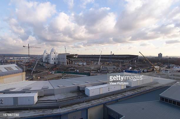 Wembley Stadium Demolition Wembley United Kingdom Architect John Simpson / Maxwell Ayrton / Owen Williams Wembley Stadium Demolition Distant View...