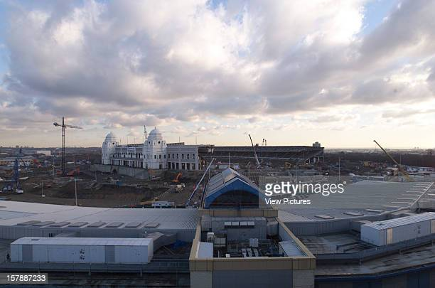 Wembley Stadium Demolition Wembley United Kingdom Architect John Simpson / Maxwell Ayrton / Owen Williams Wembley Stadium Demolition View Across...