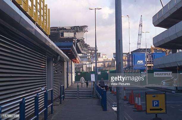 Wembley Stadium Demolition Wembley United Kingdom Architect John Simpson / Maxwell Ayrton / Owen Williams Wembley Stadium Demolition Car Park