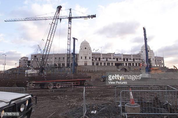 Wembley Stadium Demolition Wembley United Kingdom Architect John Simpson / Maxwell Ayrton / Owen Williams Wembley Stadium Demolition The Towers And...