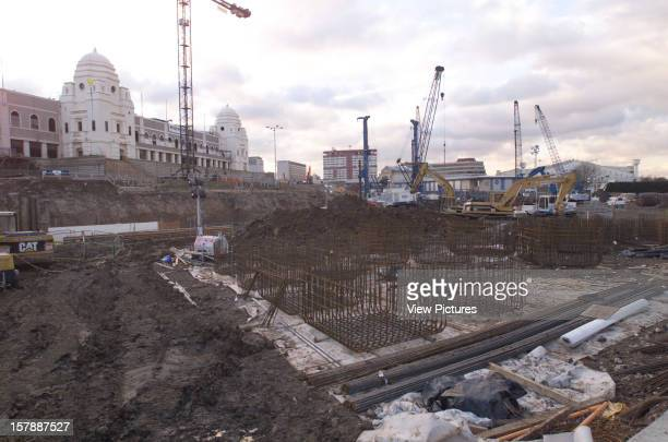 Wembley Stadium Demolition Wembley United Kingdom Architect John Simpson / Maxwell Ayrton / Owen Williams Wembley Stadium Demolition Towers And...
