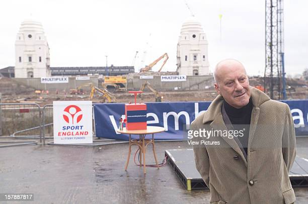 Wembley Stadium Demolition Wembley United Kingdom Architect John Simpson / Maxwell Ayrton / Owen Williams Wembley Stadium Close Up With Norman Foster