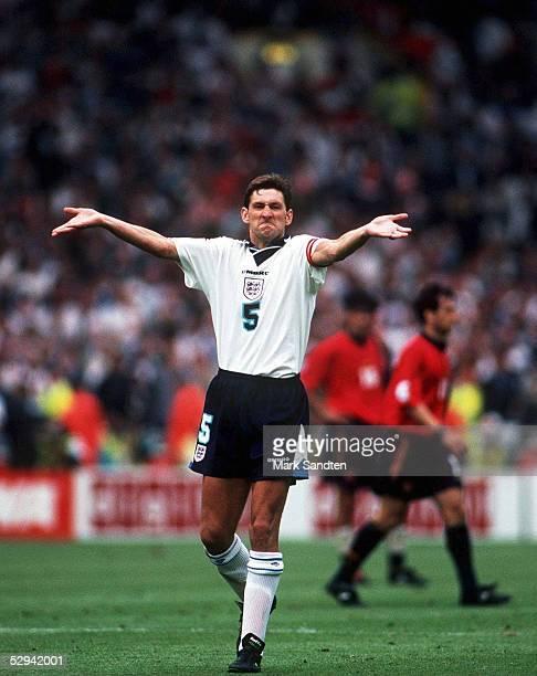 Wembley; Tony ADAMS - ENG
