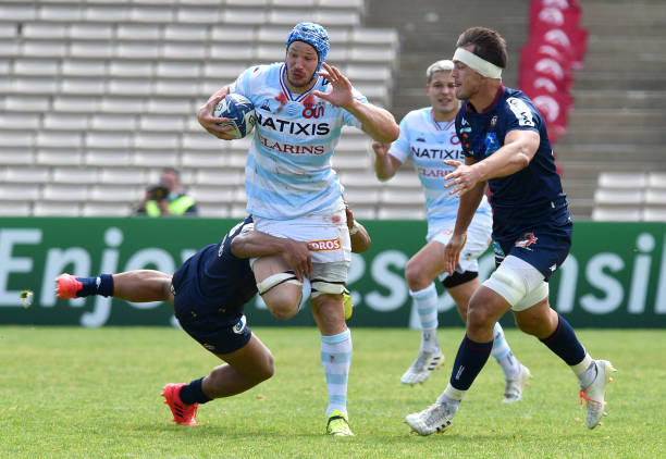 FRA: Bordeaux-Begles v Racing 92: Heineken Champions Cup - Quarter Final