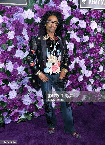 Wendell James attends The Griot Gala Oscars After Party 2019 at The District by Hannah An on February 24 2019 in Los Angeles California