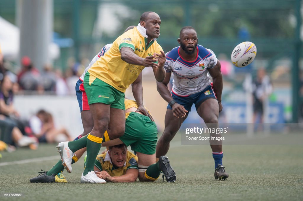 2017 Hong Kong Rugby Tens : News Photo