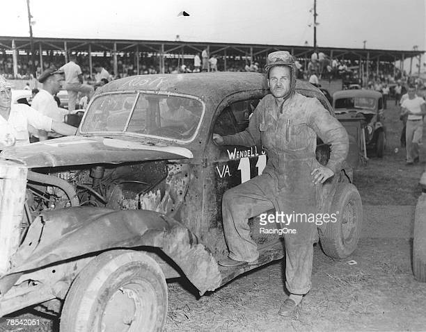 Wendell Scott began his racing career driving homebuilt Modifieds such as this one. Scott was the first full-time African-American driver to run the...