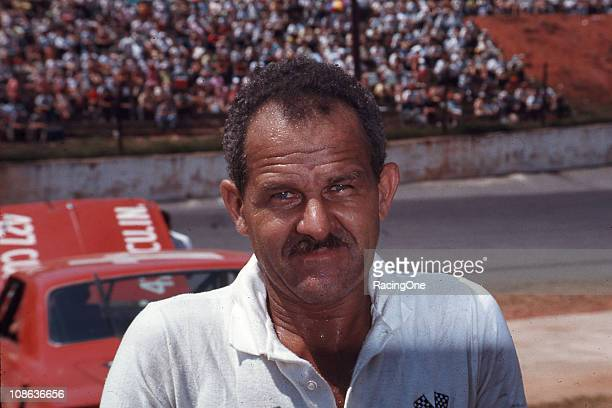Wendell Scott ran in 48 of the 49 NASCAR Cup races during the 1968 season, taking 17 top-10 finishes and ninth in the season-long Cup standings.