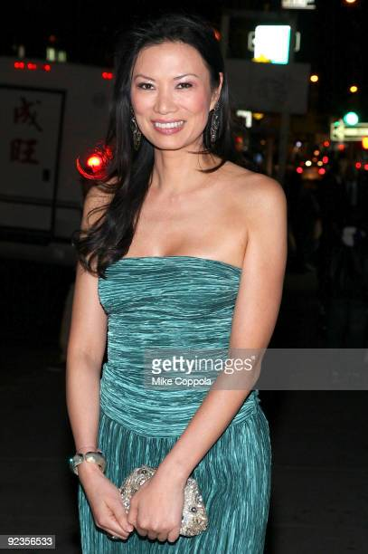 Wendi Deng attends the 5th Annual Worldwide Orphans Foundation Benefit Gala at Capitale on October 26 2009 in New York City