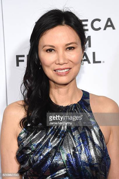 Wendi Deng Murdoch at 'The First Monday In May' World Premiere 2016 Tribeca Film Festival Opening Night at John Zuccotti Theater at BMCC Tribeca...