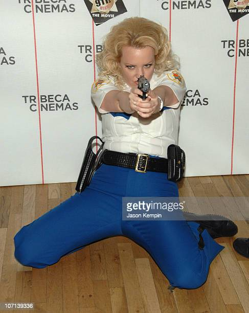 "Wendi McLendon Covey during The Tribeca Cinema Series Hosts a Special Screening of ""Reno 911!: Miami"" - February 21, 2007 at Tribeca Cinemas Gallery..."