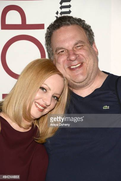 Wendi McLendonCovey and Jeff Garlin attend the Los Angeles Times' The Envelope Screening Series Presents The Goldbergs at ArcLight Sherman Oaks on...