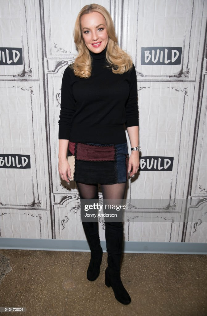"Build Series Presents Wendi McLendon-Covey Discussing ""The Goldbergs"""