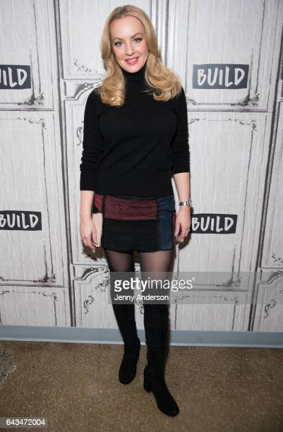Wendi McLendonCovey attends AOL Build Series at Build Studio on February 21 2017 in New York City