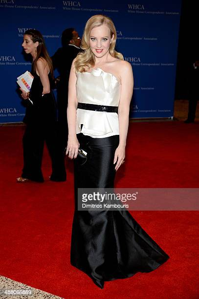 Wendi McLendonCovey attends the 100th Annual White House Correspondents' Association Dinner at the Washington Hilton on May 3 2014 in Washington DC