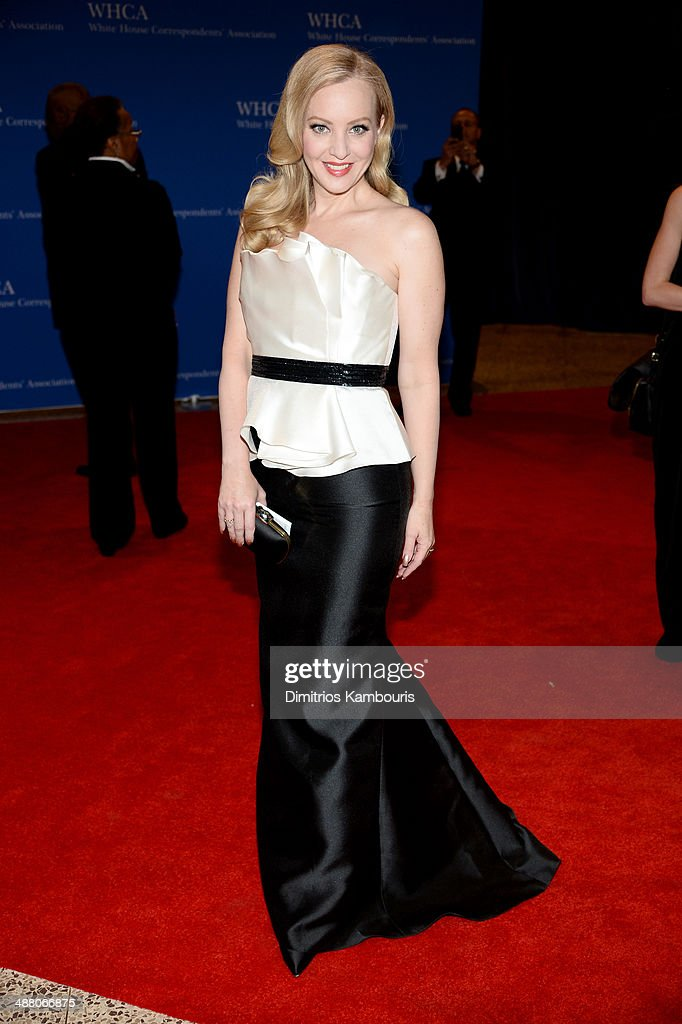 100th Annual White House Correspondents' Association Dinner - Arrivals : News Photo