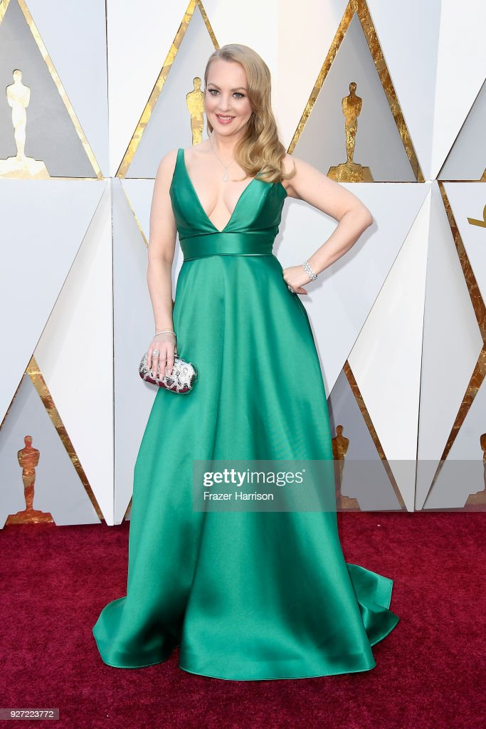 90th Annual Academy Awards - Arrivals : News Photo