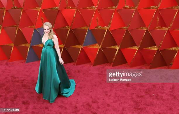 Wendi McLendonCovey attends the 90th Annual Academy Awards at Hollywood Highland Center on March 4 2018 in Hollywood California