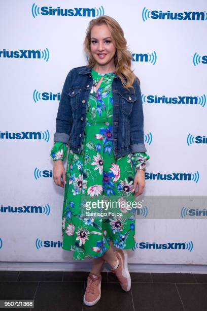 Wendi McLendonCovey visits at SiriusXM Studios on April 24 2018 in New York City